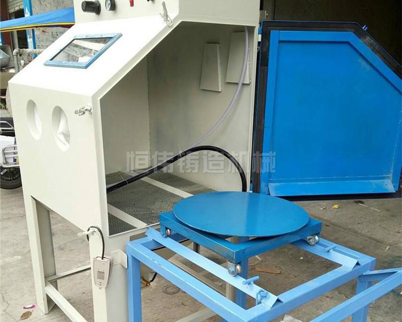 手动喷砂机生产