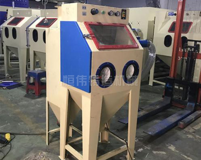 山东手动喷砂机生产厂家
